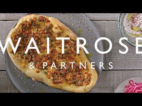Lahmacun - Turkish Pizza | Waitrose & Partners