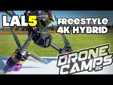 BEAST HYBRID - EACHINE LAL5 4K Freestyle Drone - REVIEW - UCwojJxGQ0SNeVV09mKlnonA