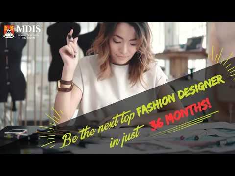 Be the Next Top Fashion Designer