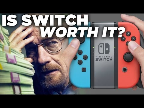 Is Nintendo Switch Worth It? | Before You Buy, EVERYTHING You NEED to Know! - UCDROnOVjS6VpxgAK6-HpzAQ