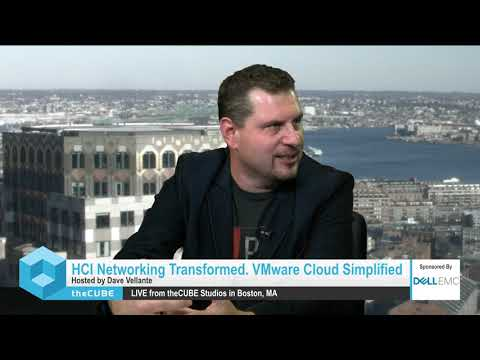 VMware's Project Dimension, Powered by Dell EMC VxRail