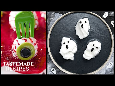 The Trick To These 15 Halloween Treats Is Monster-ously Easy! | Tastemade Sweeten