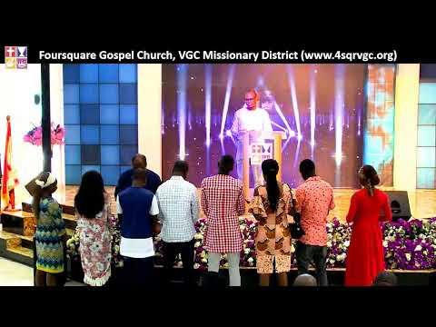 Sunday Worship Service, 5th May 2019