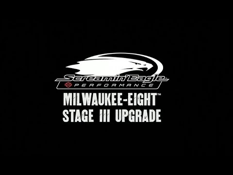 Screamin' Eagle Stage III Kit - 103 Performance Upgrade