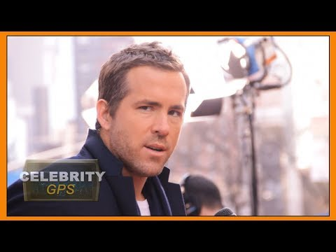 Ryan Reynolds speaks out about stuntwoman's death - Hollywood TV