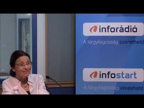 InfoRádió - Aréna - Andor Anikó - 2. rész - 2019.08.13.