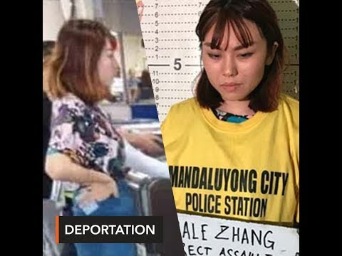 BI lawyers seek deportation of taho-throwing foreign student
