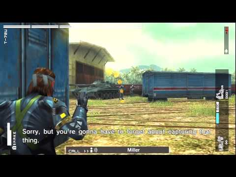 Metal Gear Solid: Peace Walker HD - Gameplay - Part 5 (No Commentary) PS3