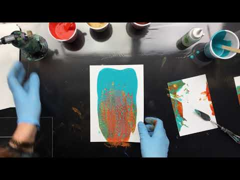 ( 767 ) Acrylic swipes for the give away