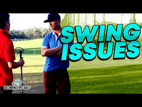 Evaluating Swing Issues : Personal Golf Lesson