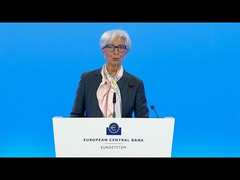 Lagarde Says ECB Didn't Discuss Phasing Out Crisis Stimulus