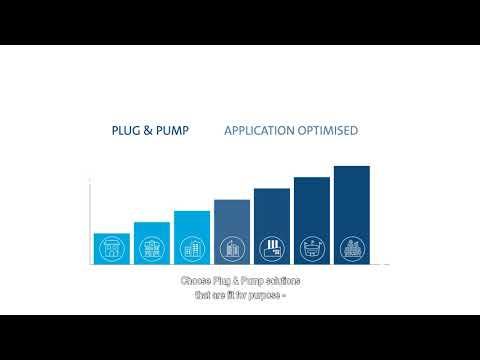 Boost performance with intelligent solutions in commercial buildings with Grundfos iSOLUTIONS