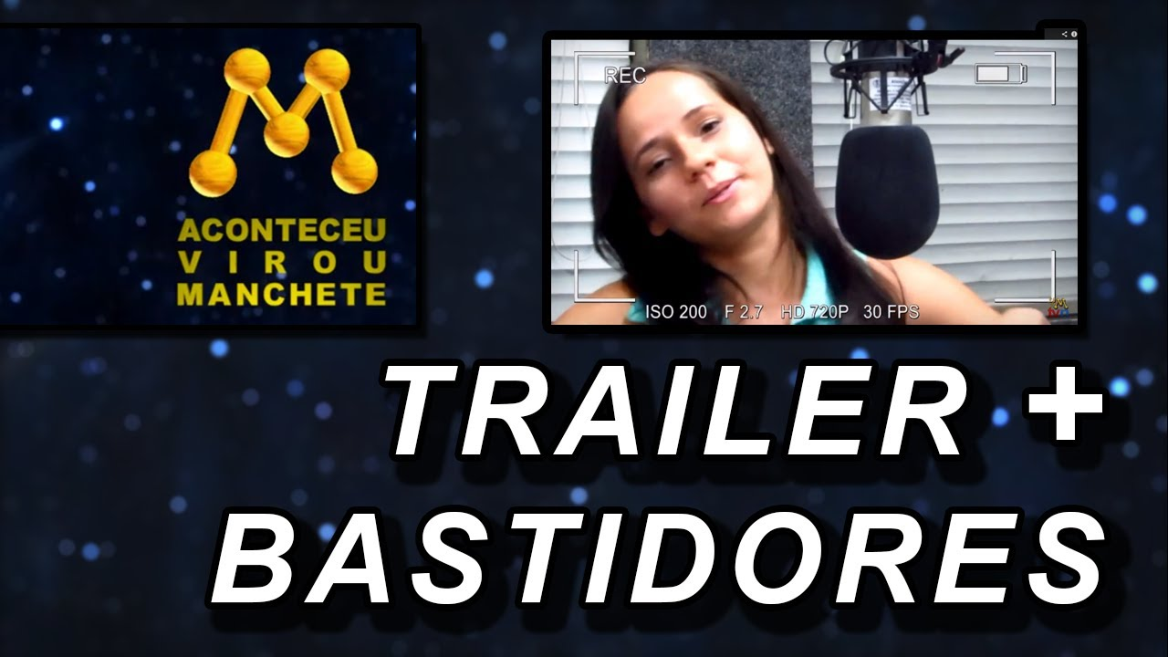 Trailer mais Bastidores do Documentario