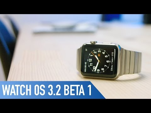 watchOS 3.2 Beta 1 | What's New? (Theater Mode)