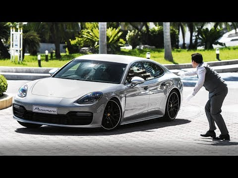 The Valet Prank (feat. the Porsche Panamera)