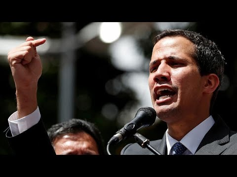 Венесуэла: Гуайдо представил свою программу photo