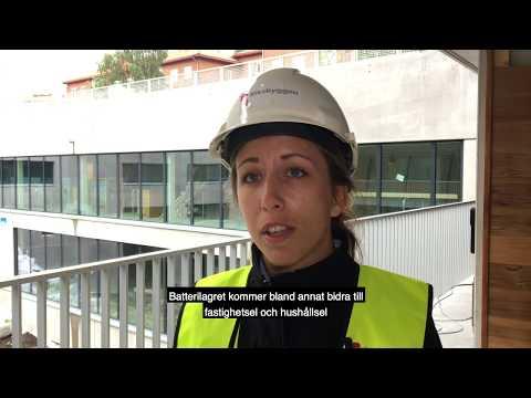 Energilager Brf Viva Götetborg