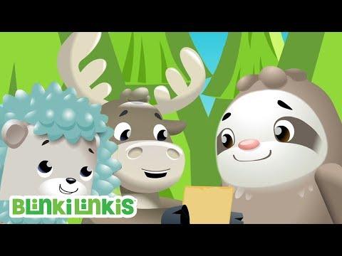 Den Wald Erkunden   BlinkiLinkis   Fisher-Price Deutsch   Kinderlieder   Cartoons für Kinder