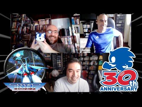 Sonic 30th Anniversar   Gradius Saga  Retro Recuerdos con Mega Drive   FrikiRoom Podcast 21#