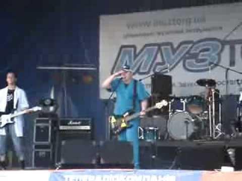Серцевий Напад - Punk Girl, Субкультура (live)