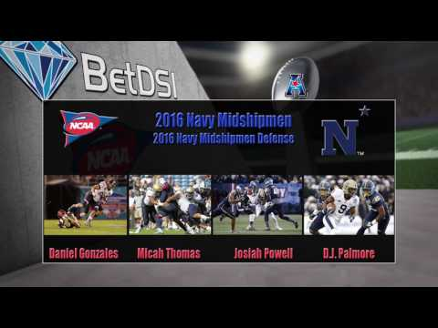 Navy Midshipmen | NCAA Football Team Preview | Betting Odds and Predictions