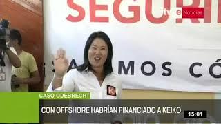 Odebrecht: versión de cómo llegó un millón de dólares para la campaña de Keiko Fujimori