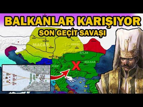 Osmanlı Macar Savaşları (1443) || 2.Murad Zor Durumda! || İzladi Derbendi Muharebesi