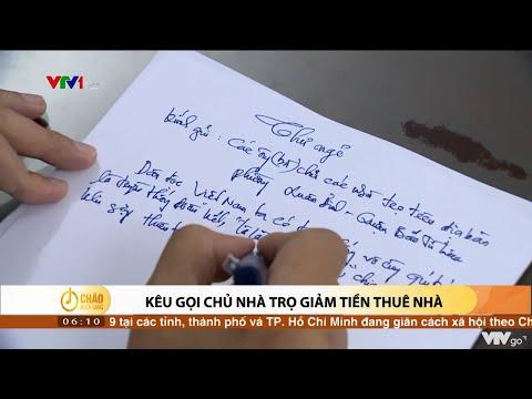 Hà Nội: Chủ tịch phường viết thư ngỏ kêu gọi chủ nhà trọ giảm tiền thuê nhà   VTV24