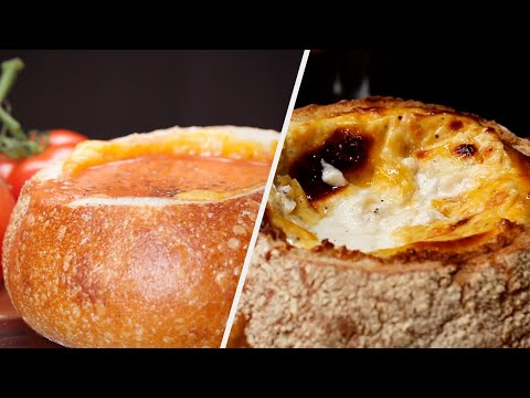 Five Amazing Bread Bowl Recipes ? Tasty Recipes