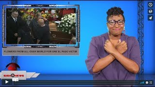 Sign1News 8.17.19 - News for the Deaf community powered by CNN in American Sign Language (ASL).