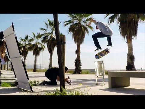 GoPro: Barcelona Skateboarding with Sewa Kroetkov, Chris Cole, and Kristian Krasimirov