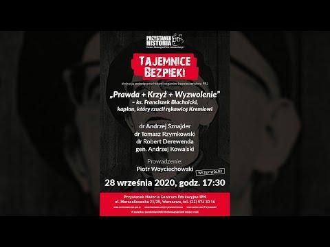 """""""Prawda + Krzyż + Wyzwolenie"""" - cykl Tajemnice bezpieki"""