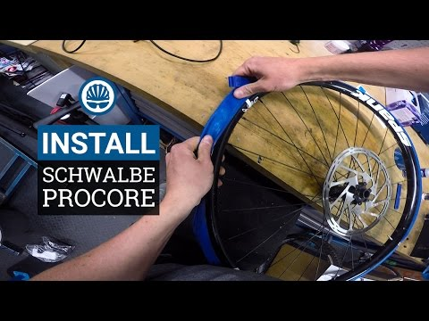 How To Setup Schwalbe Procore