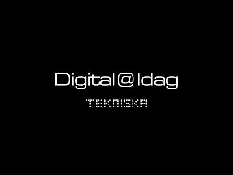 Digital@idag på Tekniska - Digital delaktighet i hela landet
