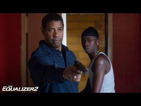 THE EQUALIZER 2. Justiciero más letal. En cines 10 de agosto.