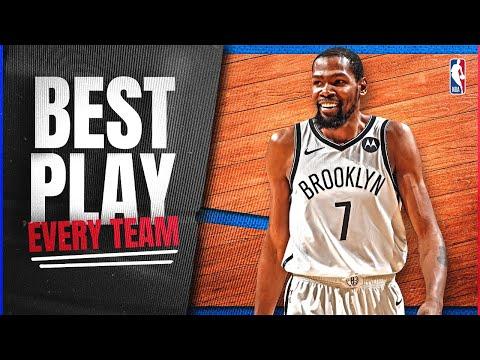 Best Play from EVERY Team 2020-21 NBA Season!