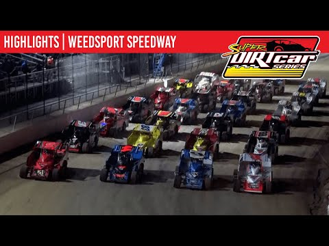 Super DIRTcar Series Big Block Modifieds Weedsport Speedway May 30, 2021   HIGHLIGHTS - dirt track racing video image