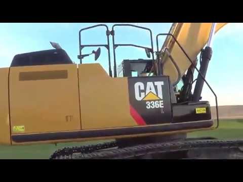 CAT 336 Walkaround Video