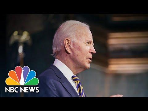 Senator Says He Will Challenge Biden Election Certification   NBC Nightly News