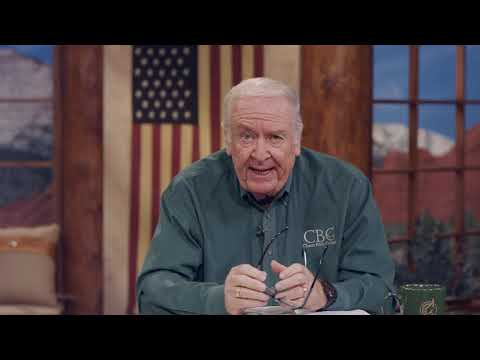 Charis Daily Live Bible Study: Wendell Parr - July 27, 2020