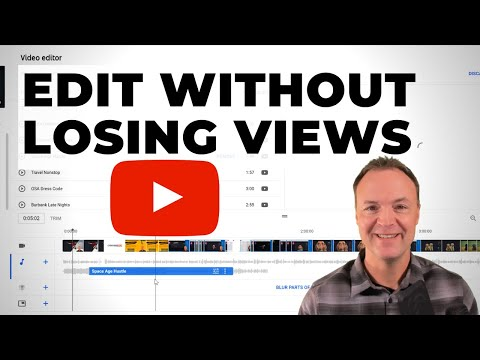 How to Edit Uploaded YouTube Videos with the YouTube Video Editor