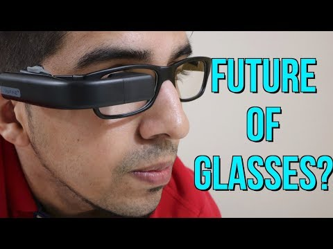 UNBOXING & REVIEW - Vufine - Wearable Display HD Smart Glasses! For Drones, FPV, Phone, etc! - UCkV78IABdS4zD1eVgUpCmaw