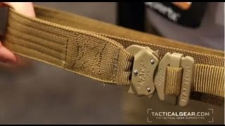 Vertx Raptor Buckle Belt at SHOT Show 2013 - YouTube