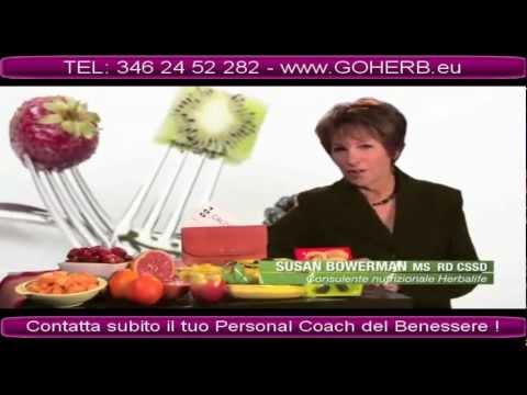 PERCORSO BENESSERE Il portafoglio delle calorie - Pranzo