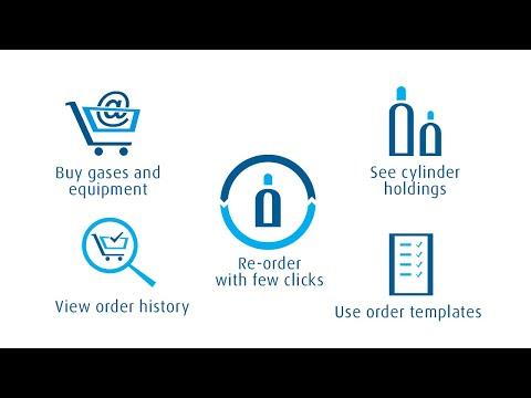AGA online shop: Slik legger du inn bestillinger (når du er pålogget)