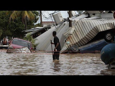 La tormenta tropical Eta deja una estela de muerte y destrucción en Centroamérica