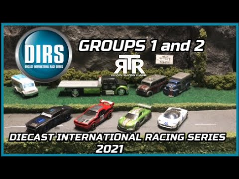 RTR Diecast Racing League