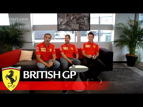 British GP - Which songs can Seb and Charles guess straight away""