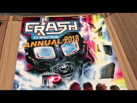 CRASH ANNUAL 2018: Kickstarter
