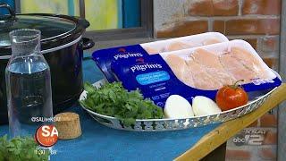 Pilgrim's Chicken - Shredded chicken recipe  | SA Live | KSAT 12